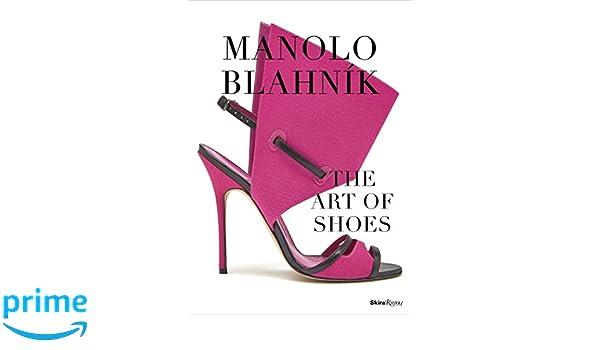 4d620b4b9cb43 Manolo Blahnik: The Art of Shoes: Amazon.it: Cristina Carrillo De Albornoz:  Libri in altre lingue