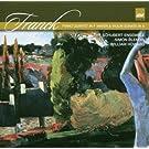 Violin Sonata Piano Quintet by C. Franck