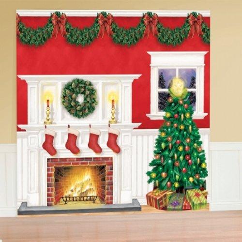 Christmas Scene Setter Riesen-Dekorations-Set