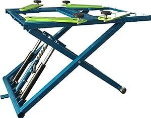 ponte sollevatore mobile dslp 6062 2 8 t auto. Black Bedroom Furniture Sets. Home Design Ideas