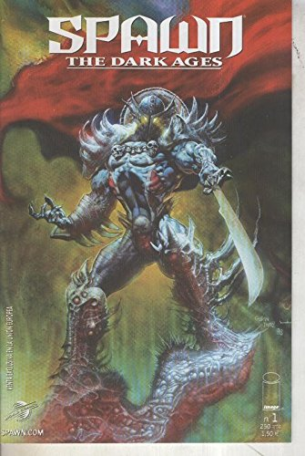 Spawn The Dark Ages numero 01
