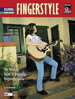 Beginning Fingerstyle Guitar par [Manzi, Lou]