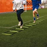 New Health & Fitness Fußball Übungen/Coaching Foot Speed Agility Leitern Flat Rung 4 m