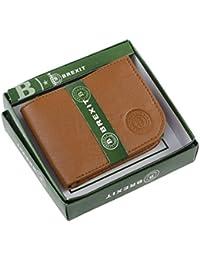 Brexit Tan Men's Leather Wallet (Br Tan Boat G)