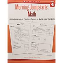 Morning Jumpstarts Maths Grade 4