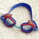 Bambini occhialini da Nuoto Regolabile UV Lenti protette Swim Occhiali Anti-Fog Piscina Spiaggia Mare Nuoto Occhiali