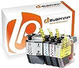 4 bubprint Cartuccia stampante FRATELLO lc-3219 lc-3217 LC 3219 LC 3217 MFC J