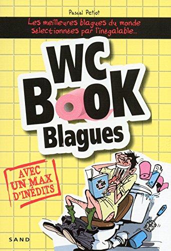 WC Book - Spécial Blagues par Pascal Petiot