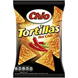 Chio Tortilla Chips Hot Chili 5er Pack  (5x 125 g)