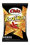 Chio Tortilla Chips Hot Chili, 125 g
