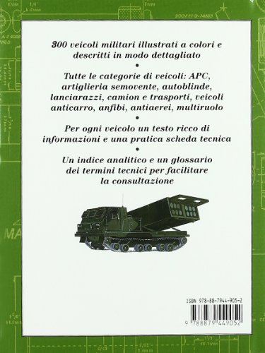 Zoom IMG-1 veicoli militari ediz illustrata