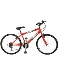 """Toimsa - 524 - Vélo pour Enfant - MTB - Garçon - 24"""" - 10 à 14 ans"""