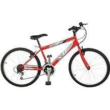 "Toimsa 524 Bicicleta MTB 24"" Niño 18 Velocidades"