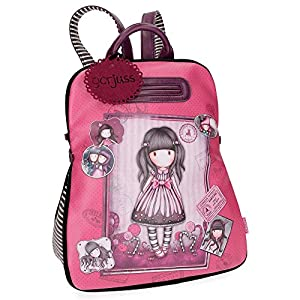 Gorjuss Sugar and Spice Mochila Tipo Casual, 38 cm, 17.67 litros, Morado