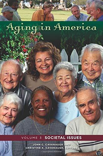 Aging in America: Societal Issues