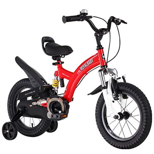 Kinderfahrräder Einräder Kinder 3-9 Jahre Altes Fahrrad Junge Und Mädchen Pedalwaagenauto Junge Mountainbike 12-18 Zoll Reiserad Im Freien Geben Kindern