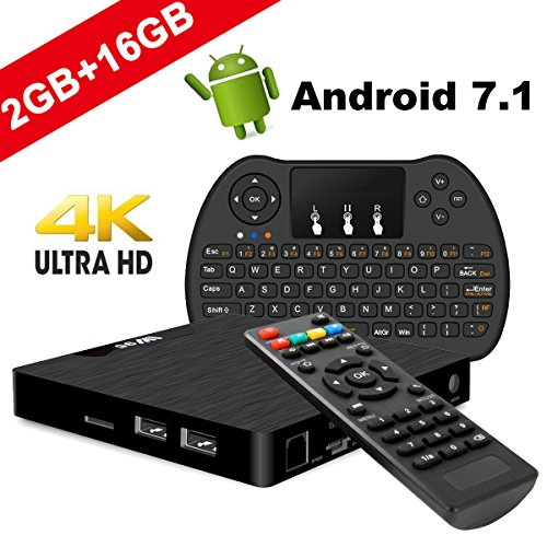 TV Box Android 7.1 - VIDEN W2 Smart TV...