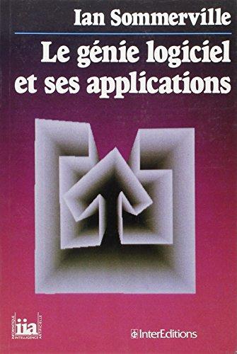 Le Génie logiciel et ses applications