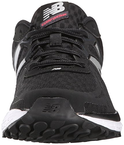 New Balance Women's 720v3 Running Shoe Black/Grey/Silver