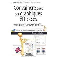Convaincre avec des graphiques efficaces : Sous Excel, PowerPoint (1Cédérom)