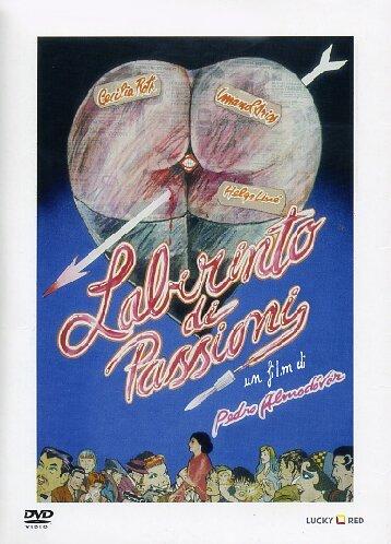 Bild von Labirinto di passioni [Spanien Import]