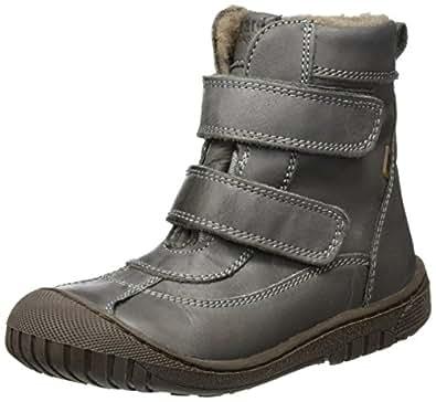 Bisgaard TEX boot 61016216, Unisex-Kinder Schneestiefel, Grau (400 Grey) 25