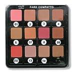 Professionelle Rouge Farbpalette ergänzt die gesamte Palette von Farben für die mit der Linie Cinecittà Make Up. Gedacht für Profis und Make up Artist.