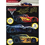 Disney Pixar Cars 3 Race On!: 2 Collectible Trading Cards Included (Activity Book)