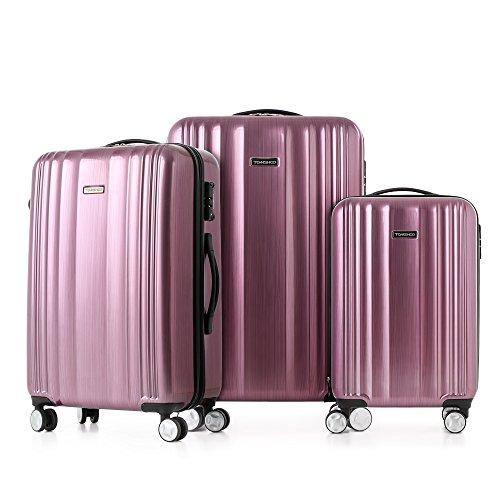 tomshoo-set-de-bagages-3-valises-rigides-pc-abs-trolley-20-po-24po-28po-roue-avec-verrouillag