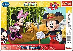 TREFL 31131 Puzzle Puzzle - Rompecabezas (Puzzle Rompecabezas, Dibujos, Niños, Niño/niña, 3 año(s), Cartón)
