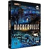 Hackerville - Staffel 1 - [Steelbook - deutsche Sprachfassung] [Blu-ray]