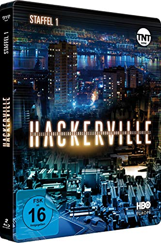 Hackerville - Staffel 1 - [Steelbook - deutsche Sprachfassung] [Blu-ray]