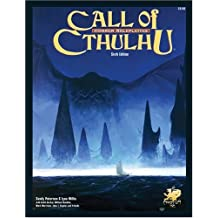 Call Of Cthulhu: Horror Roleplaying In the Worlds Of H.p. Lovecraft