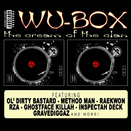 Wu-Box - The Cream Of The Clan...
