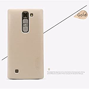 Nillkin Super Frosted Shield Back Cover Case for LG Magna H502F (Gold)
