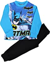 Boys Official Batman Pyjamas 3-10 Years