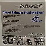 Original Volkswagen/Audi AdBlue Diesel Additiv 10 L