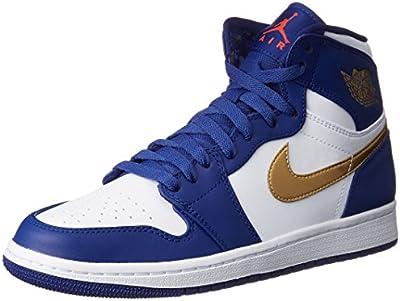 Nike Air Jordan 1 Retro High, Zapatillas de Baloncesto para Hombre