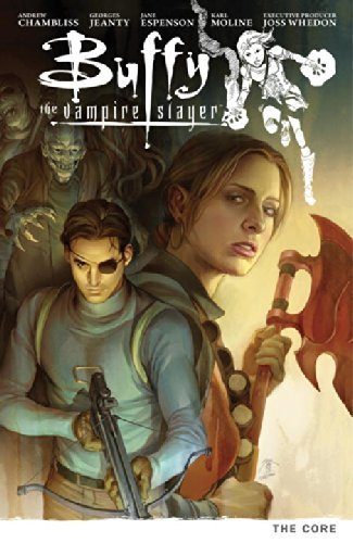 Buffy Season Nine Volume 5: The Core (Buffy the Vampire Slayer (Dark Horse))