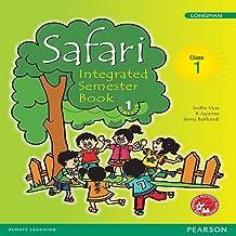 Safari CBSE Class 1, Semester Book 1