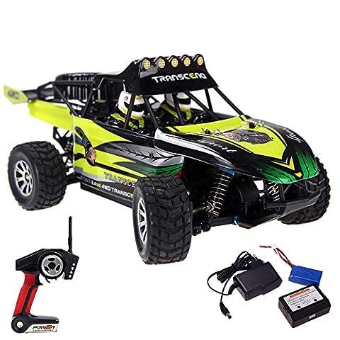 HSP HIMOTO RC R/C Elektro 1/18 TRUGGY 4WD 2.4Ghz-Technik TRUCK CAR AUTO! Fahrfertig! Geschwindigkeiten bis zu 35 (Super-racing Seat)