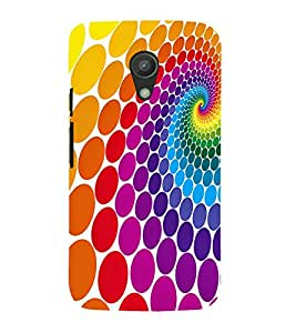 printtech  Premium Best Quality Multi color  Designer Printed back cover Back Case Cover for Motorola Moto G2 X1068 / Motorola Moto G (2nd Gen)