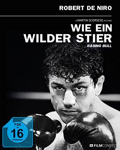 Wie ein wilder Stier - Limited Mediabook (+ Original Kinoplakat) [Blu-ray]