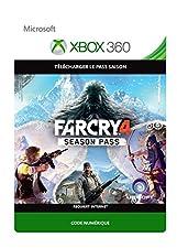 Far Cry 4 - Season Pass [Xbox 360 - Code jeu à télécharger]