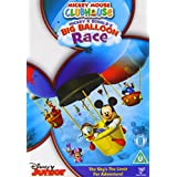 Mickey Mouse Clubhouse: Mickey and Donald's Big Balloon Race