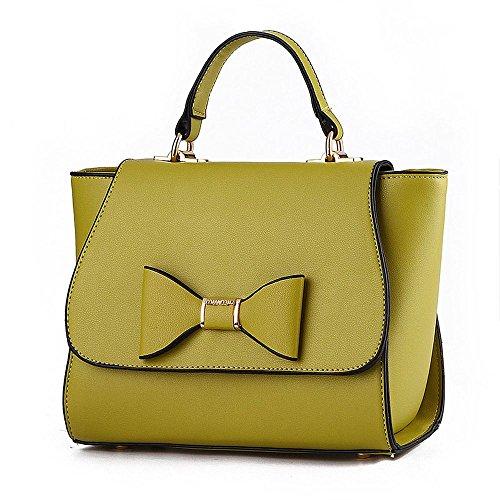 koson-man-damen-sling-vintage-tote-taschen-top-griff-handtasche-gelb-gelb-kmukhb343