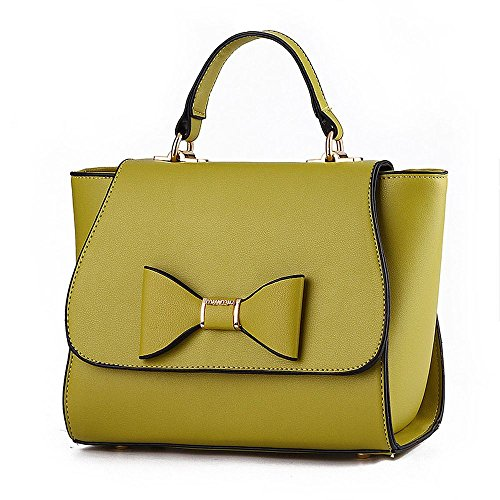 koson-man-womens-vintage-sling-tote-bags-top-handle-handbagyellow