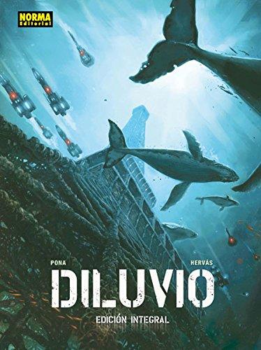 Diluvio. Edición integral (Comic Europeo (norma))