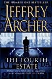 Front cover for the book The Fourth Estate by Jeffrey Archer