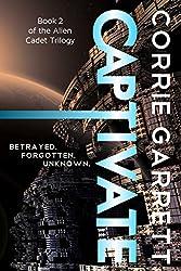 Captivate (Alien Cadets Book 2) (English Edition)